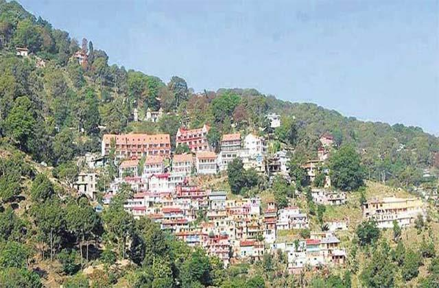 notification of sdm office issued in kasauli