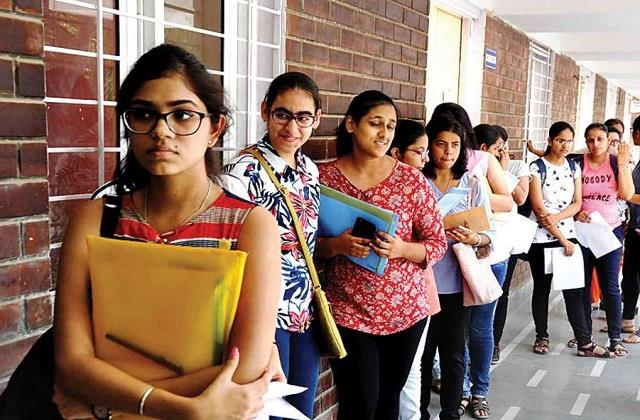rajasthan ptet 2020 two year b ed allotment result for the course continues