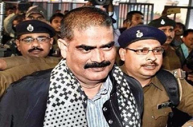 former bihar mp shahabuddin gets parole for 3 days