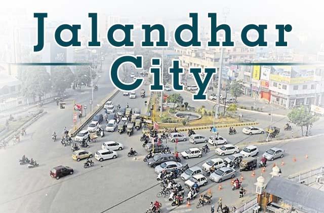 jalandhar became number one in punjab in this case