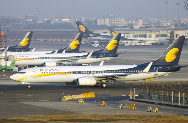 jet airways ready to fly again know when flight can start