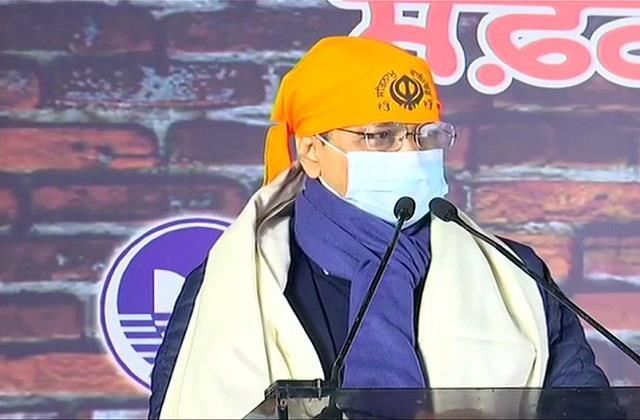 delhi cm kejriwal said central government should cancel new agricultural laws