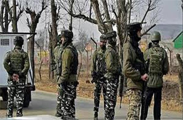 two terrorists including jaish commander killed in baramulla