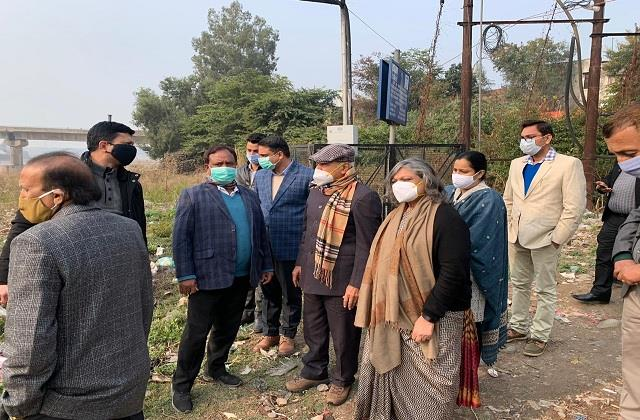 ngt strict about pollution in rivers kalaamb visits