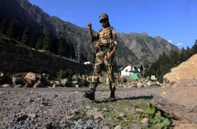 100 villages adjacent to india china border will be developed