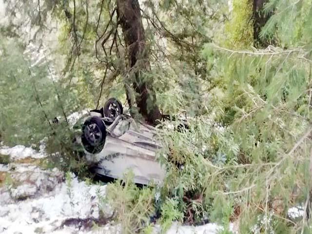 car accident in dalhousie