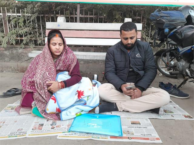 couple suffering punishment for negligence of doctors
