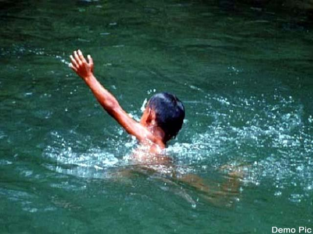 child drown in parvati river