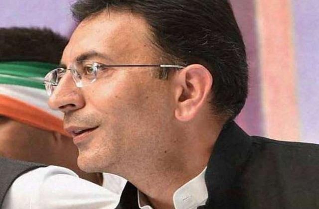 jitin prasad speaks on political upheaval in bengal bjp tmc