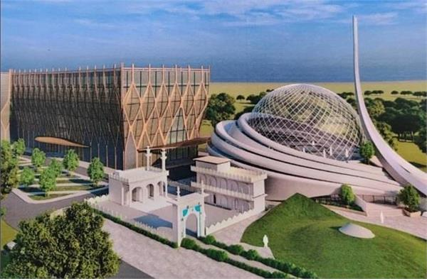 design of mosque to be built in ayodhya
