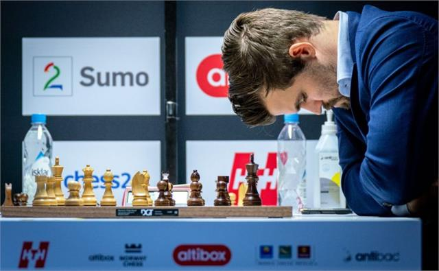 airthings masters chess qf