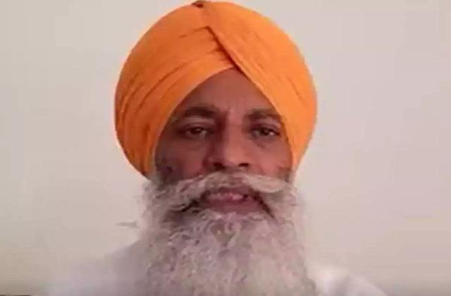 do not harm the towers this will affect our movement gurnam singh chauni