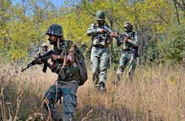 terrorist hideout busted in kashmir sheerpora