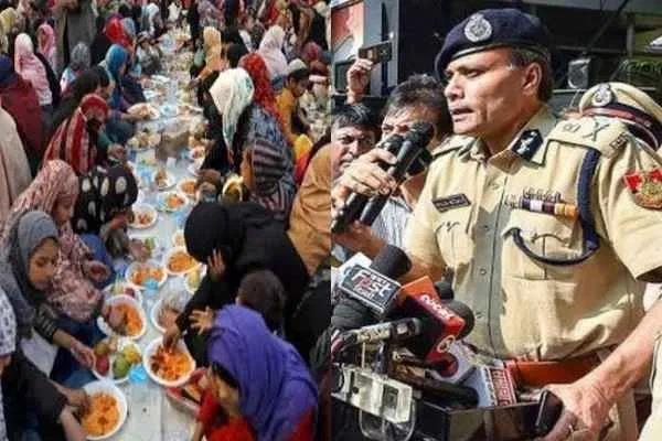 shaheenbagh protesters meet with delhi police