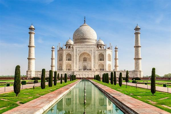 today the taj tour program is being prepared so read this news first