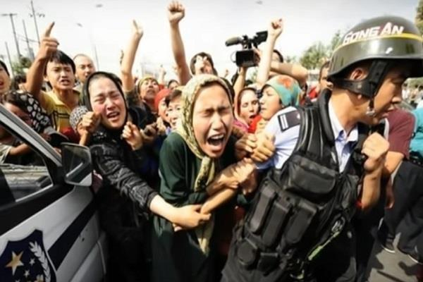 minority muslims and hong kong people tortured in china
