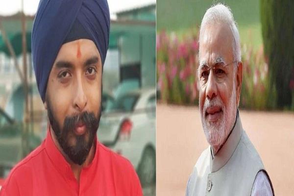 bjp released list of ten candidates tejinder pal bagga ticket from hari nagar