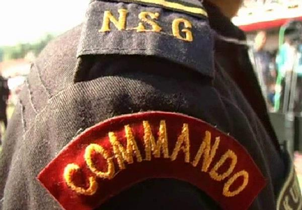 nsg commandos injured in an accident during training died in hospital
