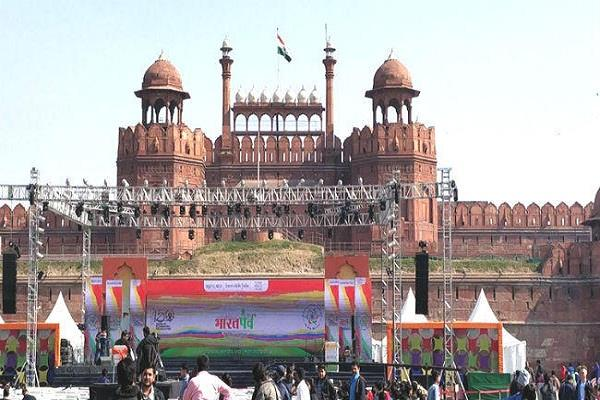 india festival 2020 to be celebrated in delhi s red fort ground