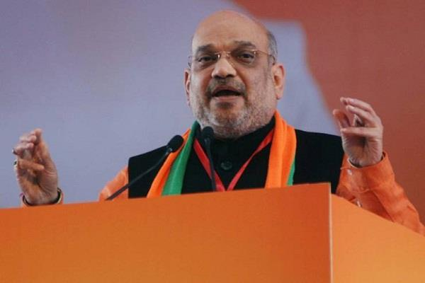 delhi assembly elections amit shah will address public meetings today