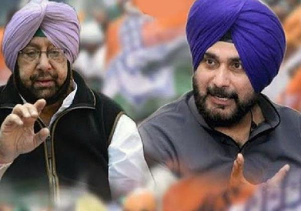 discussion of making sidhu deputy chief minister chief minister s office denied