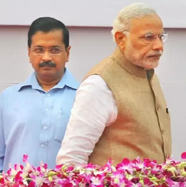 bjp is not getting any big issue in delhi against  aap