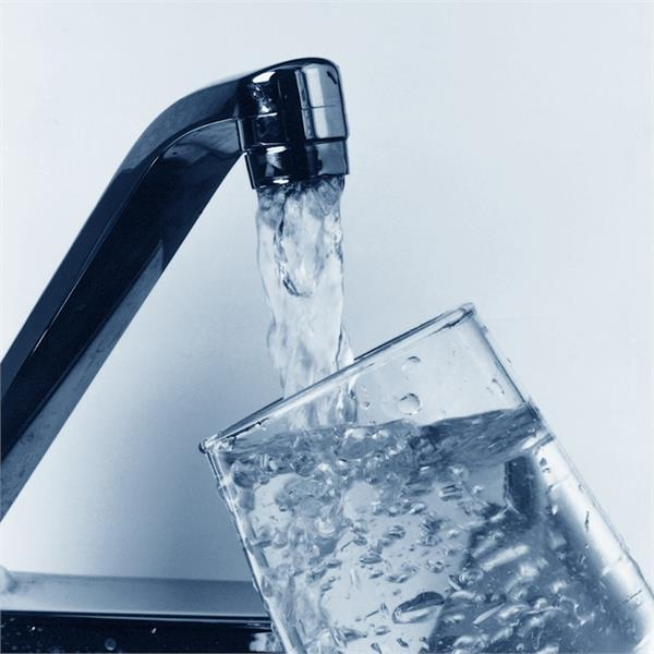 provide 55 liters of per capita pure drinking water to every household