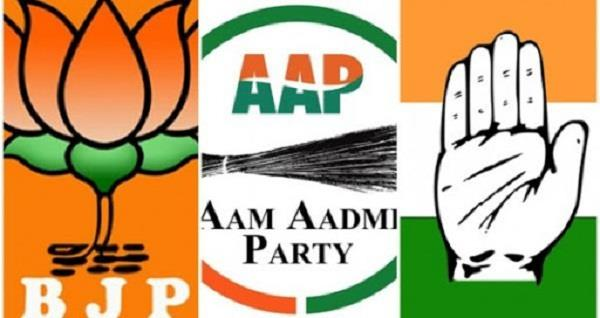 aap can take advantage of split in akali dal and bad situation of congress