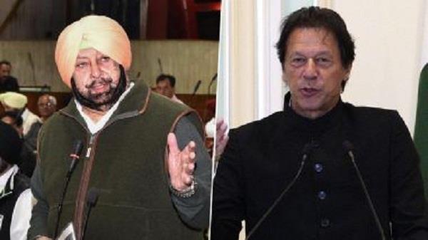 amarinder asked imran to ensure security of sikh leaders in pakistan