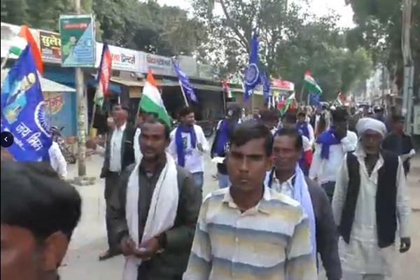 bharat bandh got mixed effect in uttar pradesh
