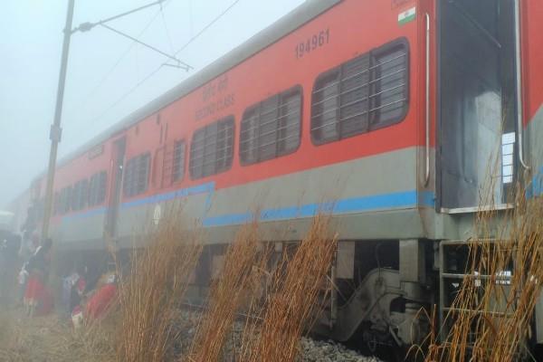 odisha train accident near cuttack several injured