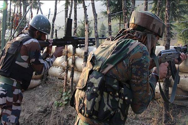 pak terrorist gulpur sector indian army gives benifting reply