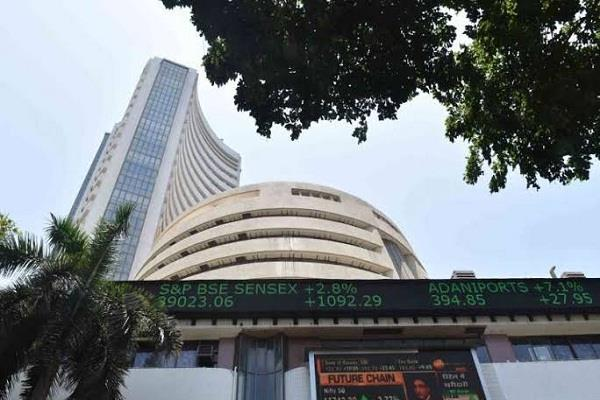 stock market opened strongly