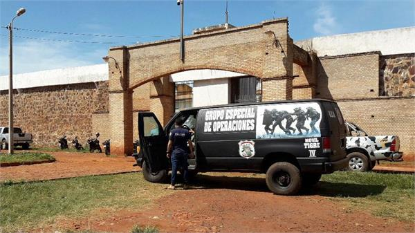 nearly 80  highly dangerous  inmates escape paraguay prison