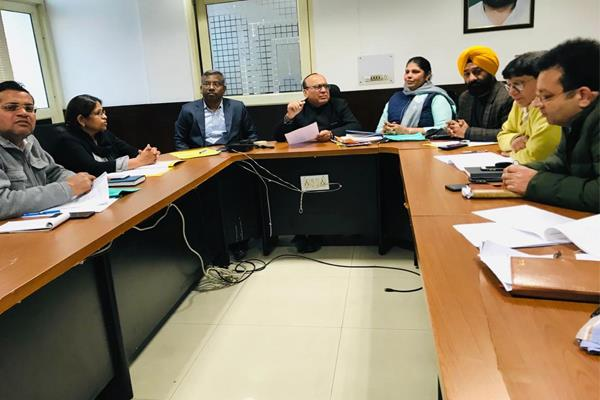 21 crore proposal passed in the meeting of f  cc