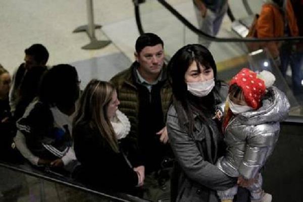 5 cases of coronavirus now confirmed in us