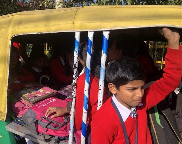 14 children are being replaced in auto instead of 6