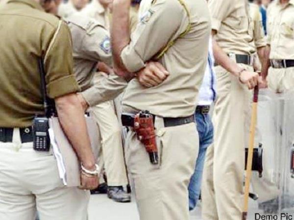 police recruitment exam fake