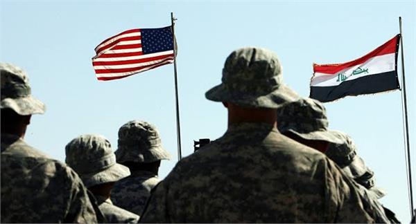 america started military campaign with iraq