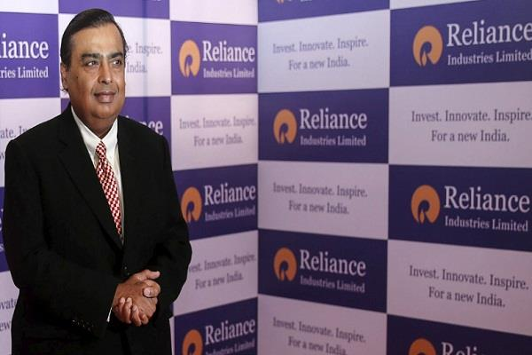 11 640 crore profit to reliance