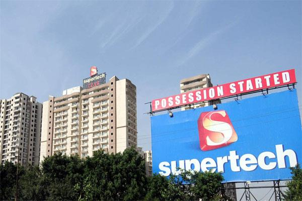 supertech did not hand over 200 flats to buyers possession certificate