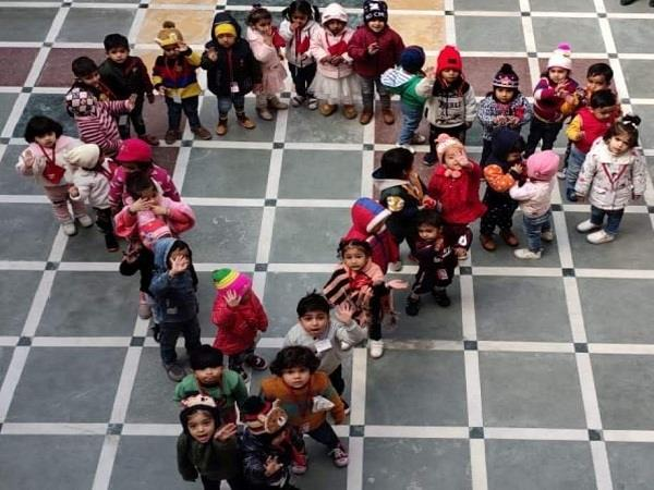 events organized to commemorate republic day at innocent hearts