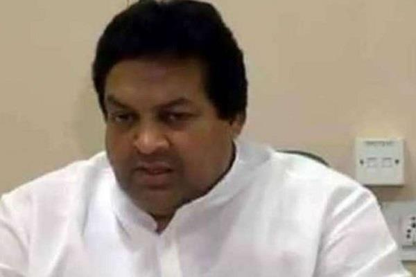 former minister surendra patwa convicted in 4 cases