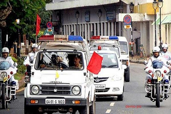 goa police pramod sawant sunil singh uttar pradesh