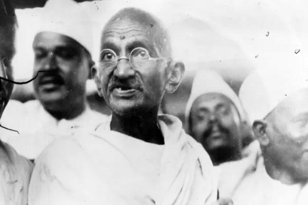 mahatma gandhi bollywood actor balraj sahni