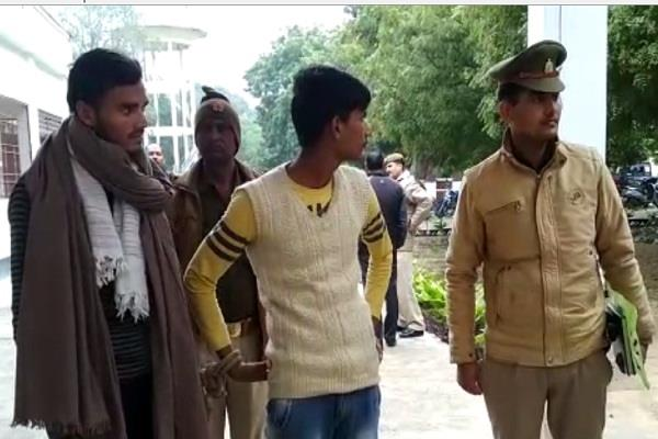 etawah big success in police hands 5 bikes stolen during checking