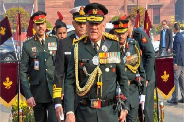 cds general bipin rawat taunts pakistan