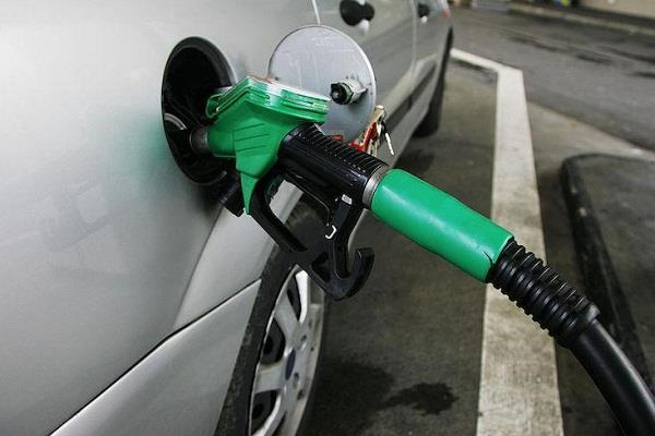 petrol and diesel became cheaper