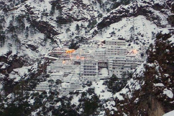 maa vaishno devi makar sankranti devotees ancient caves worship