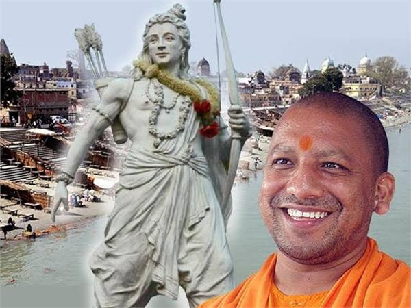 land for shri ram not being found in ayodhya dispute over land marked again
